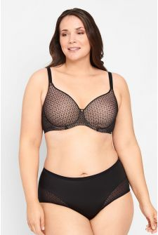 Lift & Shape T-Shirt Mesh Bra