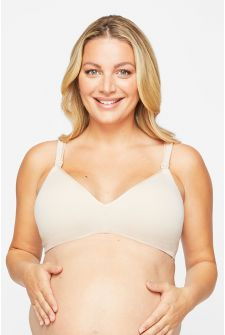 Berlei Barely There Cotton Rich Maternity Bra