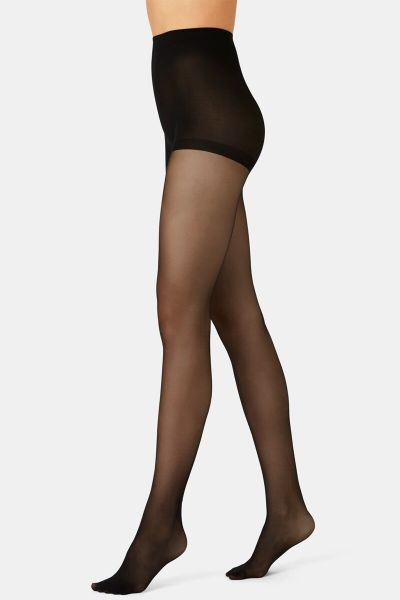 Berlei Razzamatazz Luxe Sheers 15 Denier Soft Black H8097N NUU