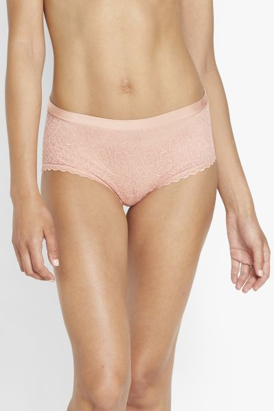 Berlei Barely There Lace Full Brief Sugar Pie WVFB FJG