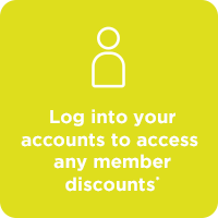 STEP 1. Log into your account to access any member discounts.