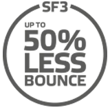 50% Less Bounce