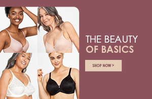 The beauty of basics. Shop now.